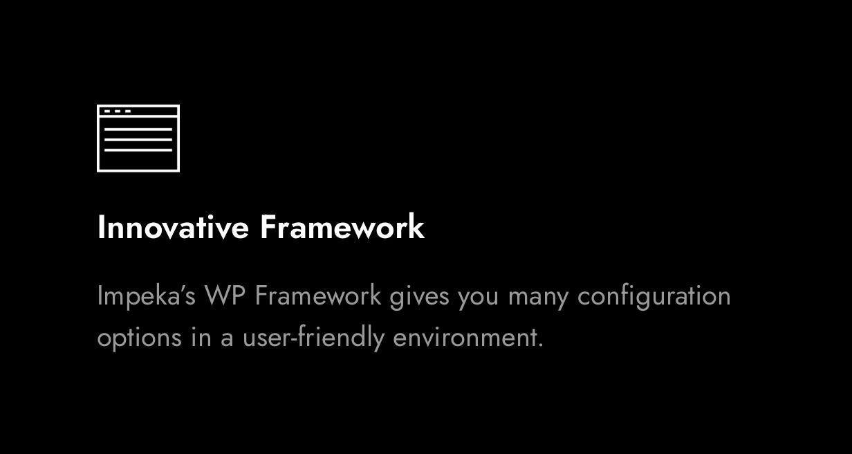 Impeka framework