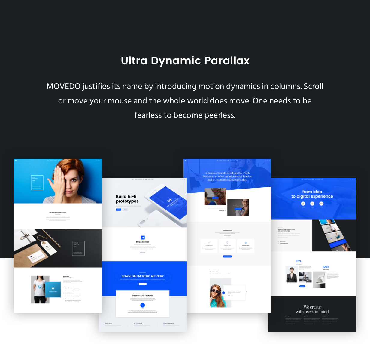 Movedo Dynamic Parallax
