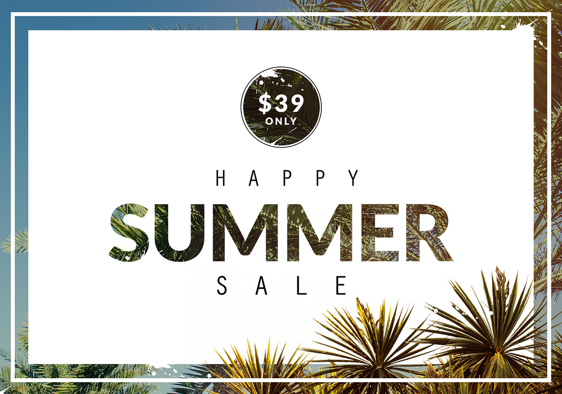 Greatives Summer Sale