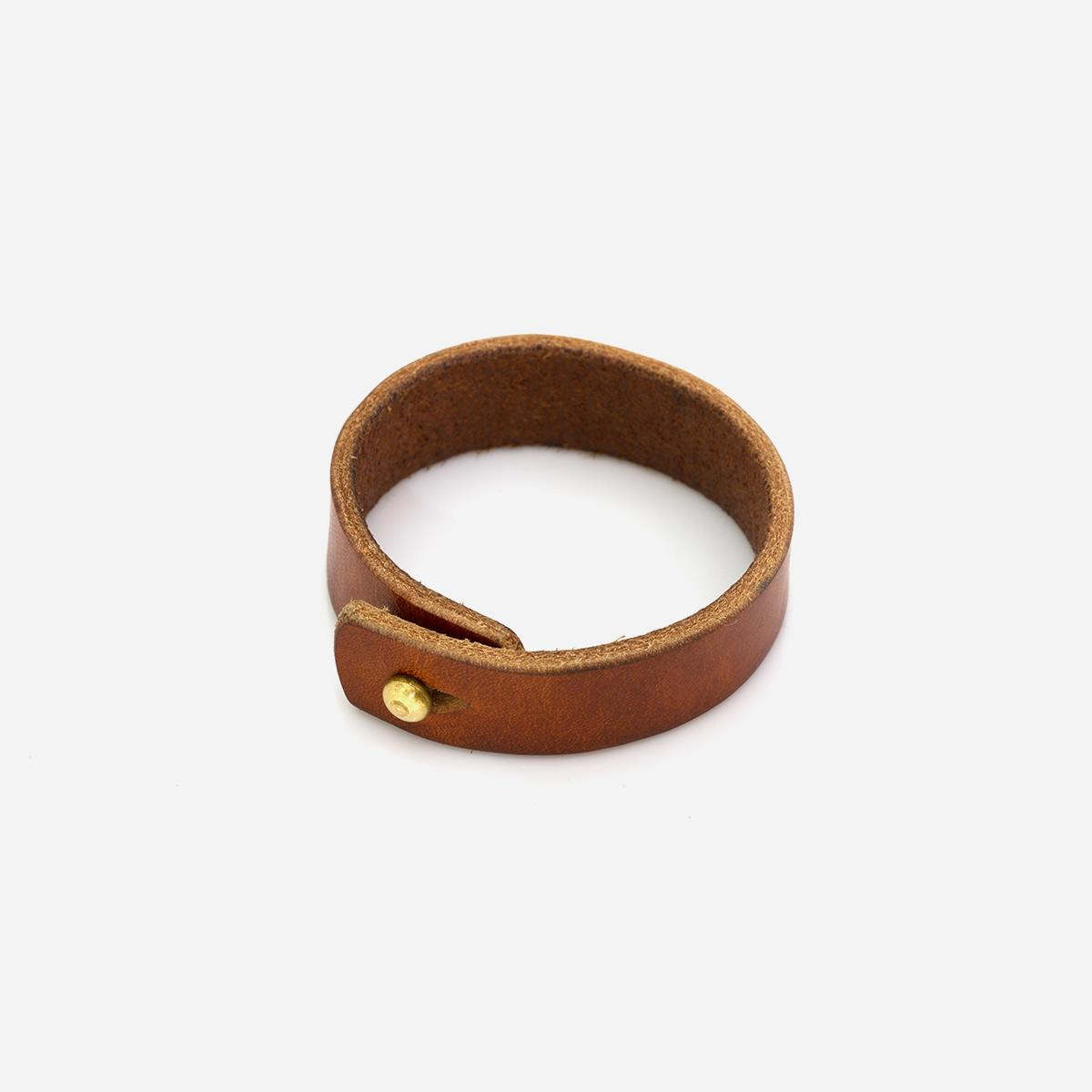 Leather-bracelet
