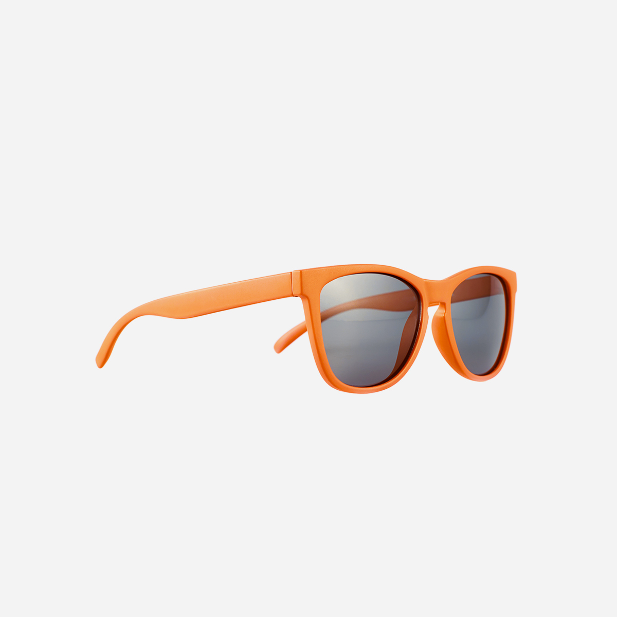 Orange-sun-glasses-isolated-over-the-white-background