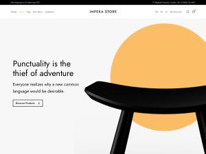 Impeka Shop- Premium WordPress Multipurpose theme by Greatives