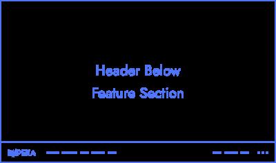 Headers in Impeka - Premium WordPress Multipurpose theme by Greatives