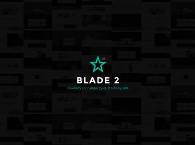 Blade premium WP theme by Greatives