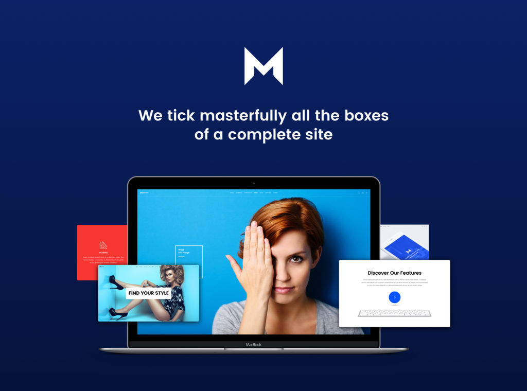 Greatives Premium WordPress themes, Movedo top-rated theme