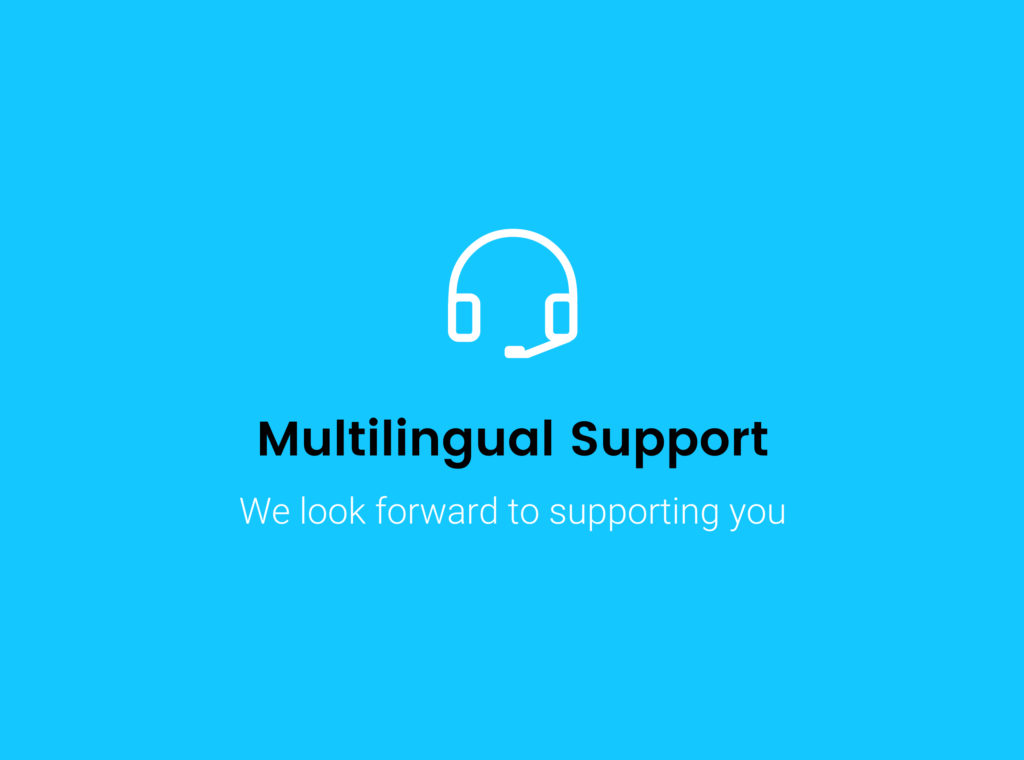 Greatives Premium WordPress themes, Multilingual Support