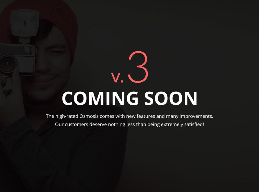 Greatives Premium WordPress themes, Osmosis v3