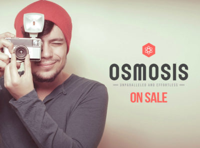 Greatives Premium WordPress themes, Osmosis on Sale