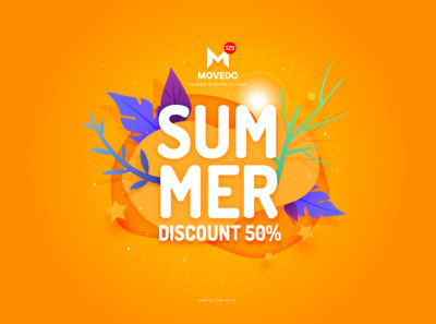 Movedo WP theme Summer Discount 2019