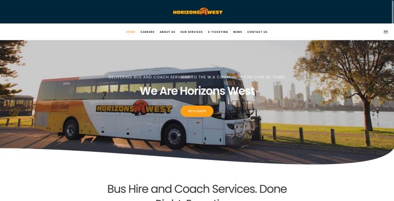 Horizons West Bus Company created with Fildisi