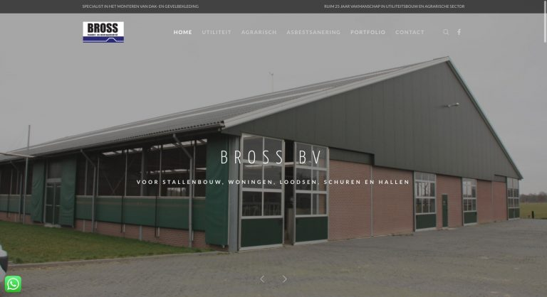 Bross created with Engic