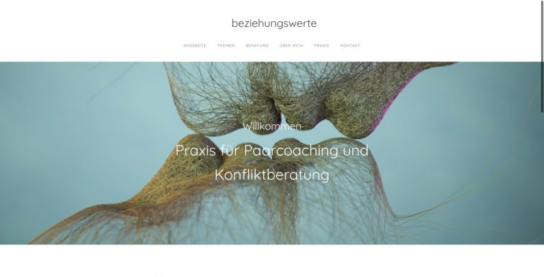 Beziehungswerte created with Crocal