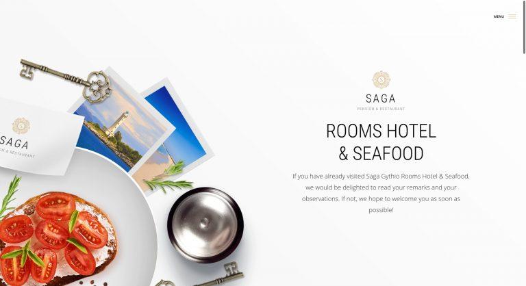 Saga Pension created with Impeka