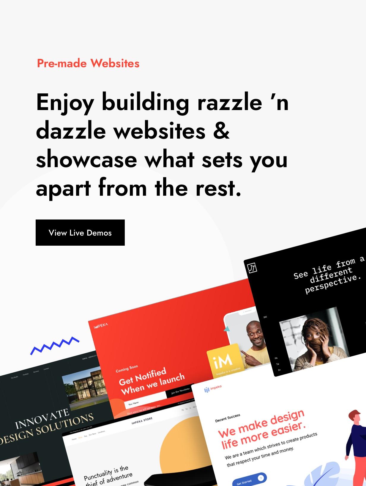 Impeka Premium Multipurpose WordPress theme by Greatives