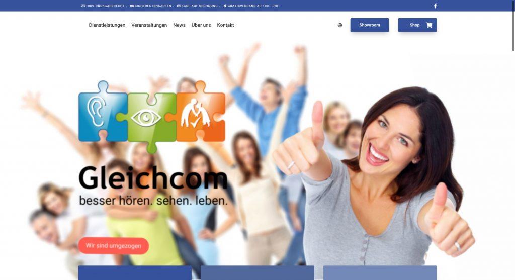 Gleichcom with Crocal