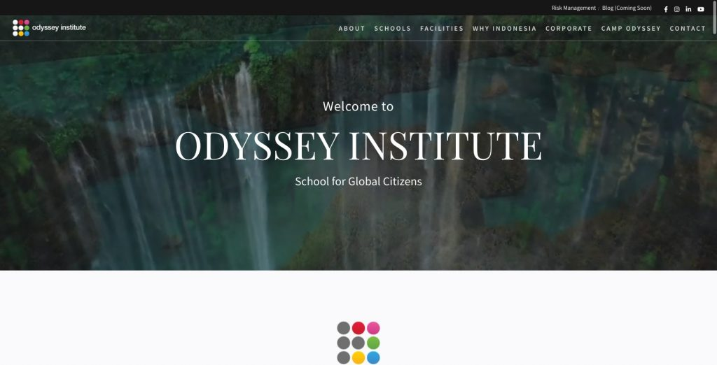 Odyssey Institute with Crocal
